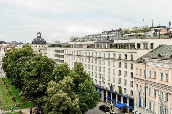 Places to stay in Munich